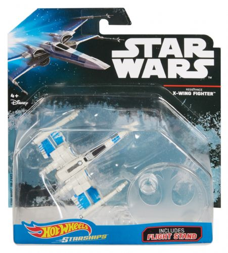 Hot Wheels Star Wars  Resistance X-Wing Fighter